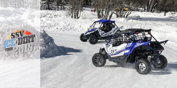 Trophée Yamaha YXZ1000R - Ice Tour