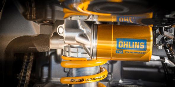Nouvelle gamme de kits de suspensions Öhlins pour les Yamaha